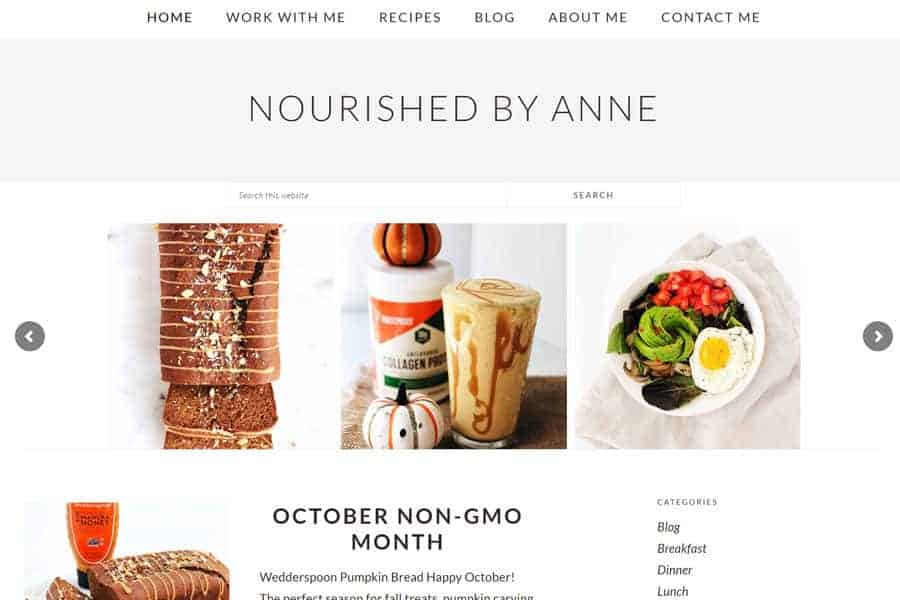 Healthy-Recipes-Easy-to-Make-Nourished-by-Anne-website